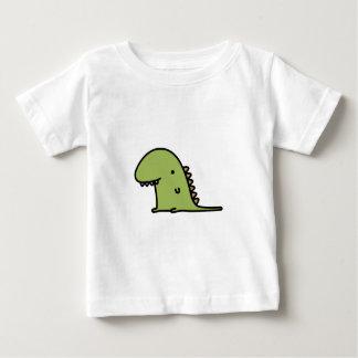 Camiseta Para Bebê Dinossauro