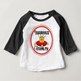 Camiseta Para Bebê Direitos do seguro
