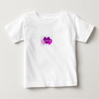 Camiseta Para Bebê Diva pequena bonito