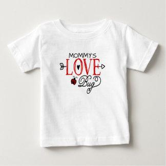 """Camiseta Para Bebê Do """"inseto amor"""" personalizado - miúdos/"""