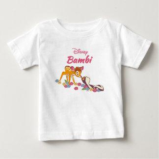 Camiseta Para Bebê Doce de Bambi   como pode ser