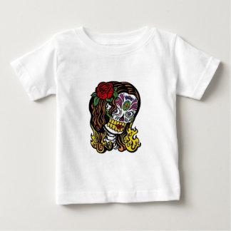 Camiseta Para Bebê Doçura do açúcar