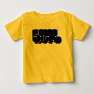 Camiseta Para Bebê Doente-lance