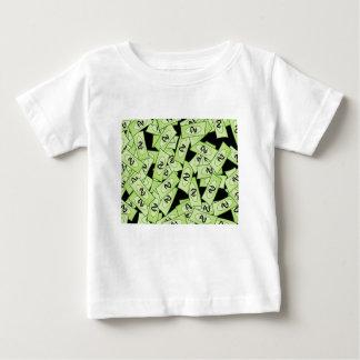 Camiseta Para Bebê Dólar
