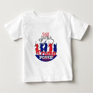 Camiseta Para Bebê Donald Trump 2020