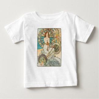 Camiseta Para Bebê Donzela na oração