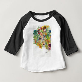Camiseta Para Bebê Dores crescentes