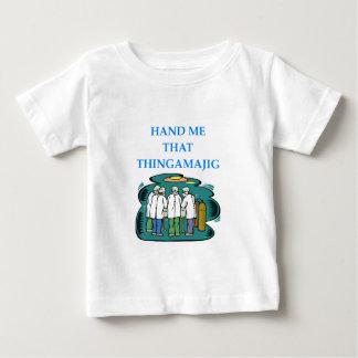 Camiseta Para Bebê doutor