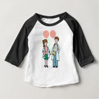 Camiseta Para Bebê Doutores Talking