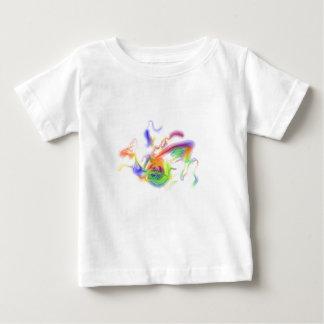 Camiseta Para Bebê Dragão 1