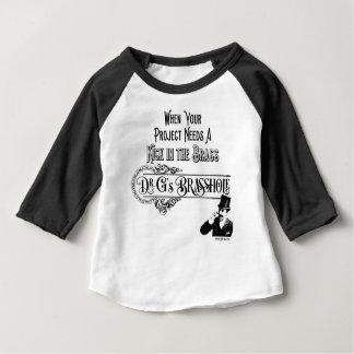 Camiseta Para Bebê DrGsBrasshole