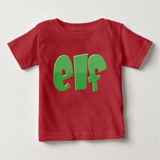 Camiseta Para Bebê Duende pequeno