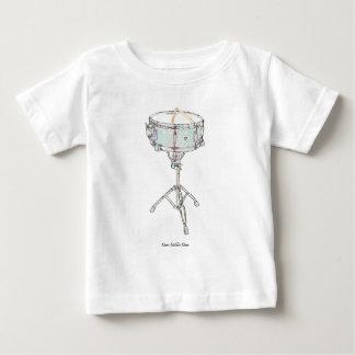 Camiseta Para Bebê Dum do diddee do cilindro