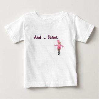 Camiseta Para Bebê E… cena