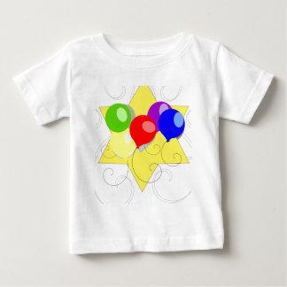 Camiseta Para Bebê É meu aniversário!