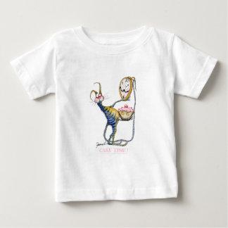 Camiseta Para Bebê é tempo do bolo, fernandes tony