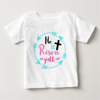 Camiseta Para Bebê É Yall aumentado