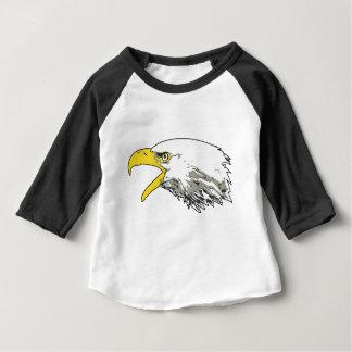 Camiseta Para Bebê Eagle