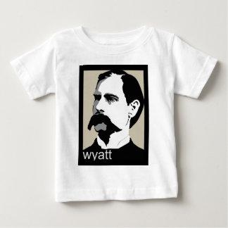 Camiseta Para Bebê earp do wyatt