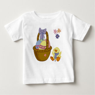 Camiseta Para Bebê Eastertime