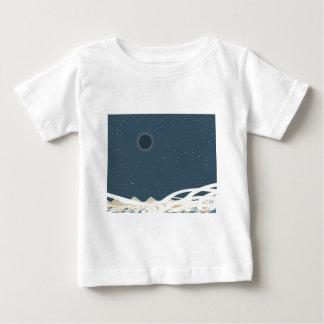 """Camiseta Para Bebê Eclipse da arte de Sun com os """"cobras """""""