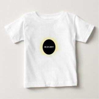 Camiseta Para Bebê Eclipse solar total