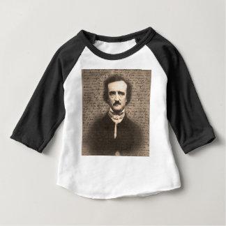 Camiseta Para Bebê Edgar Allan Poe
