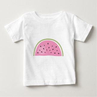 Camiseta Para Bebê Edição/camiseta e mais da melancia dos desenhistas