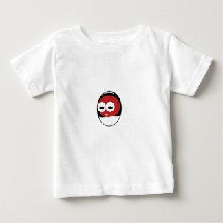 Camiseta Para Bebê Egg1