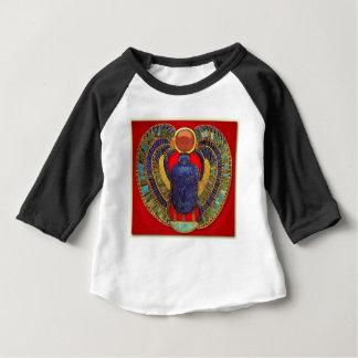 Camiseta Para Bebê Egípcio