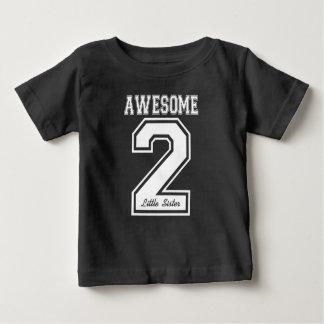 Camiseta Para Bebê EJNIZ 2 impressionantes