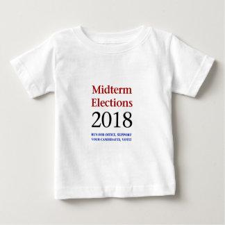 Camiseta Para Bebê Eleições Midterm 2018