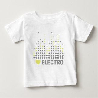 Camiseta Para Bebê Eletro