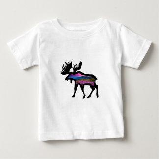 Camiseta Para Bebê Elevação do horizonte