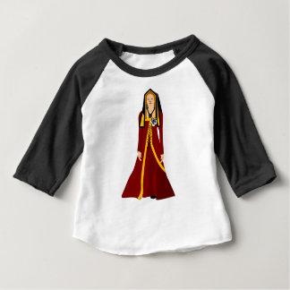 Camiseta Para Bebê Elizabeth de York