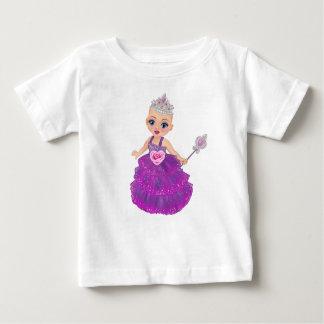 Camiseta Para Bebê Ella a princesa Enchanted Que Ser Você?