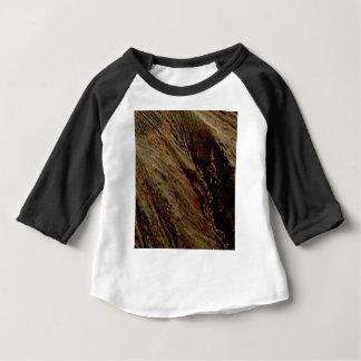 Camiseta Para Bebê embeba a garganta colorida