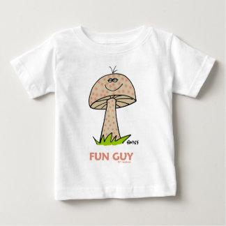 Camiseta Para Bebê Engraçado doce bonito dos desenhos animados