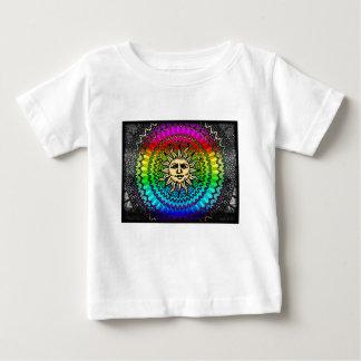 Camiseta Para Bebê Ensolarado