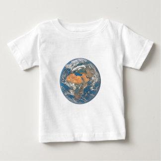 Camiseta Para Bebê Enterre a vista focalizada no berço da civilização