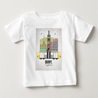 Camiseta Para Bebê Enterro