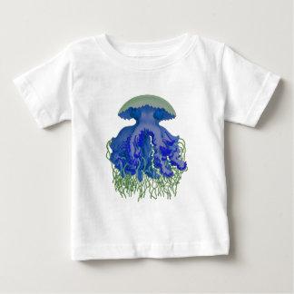 Camiseta Para Bebê Entre as nuvens