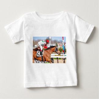 Camiseta Para Bebê Envie-lhe dentro - John Velasquez