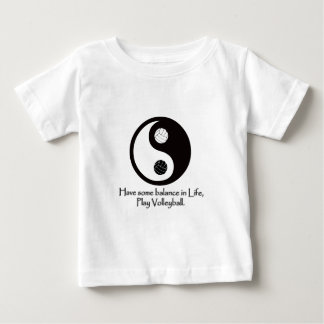 Camiseta Para Bebê Equilíbrio