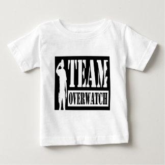 Camiseta Para Bebê Equipe Overwatch Appareal
