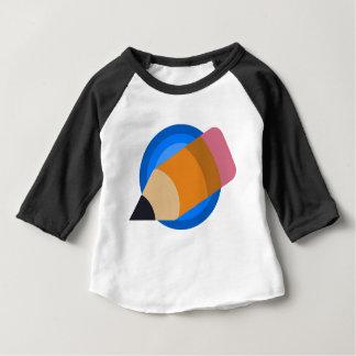 Camiseta Para Bebê Escritor