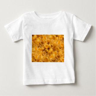 Camiseta Para Bebê escudos e queijo