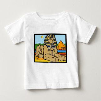 Camiseta Para Bebê Esfinge