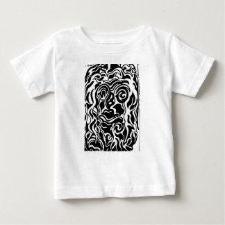 Camiseta Para Bebê Espaço livre
