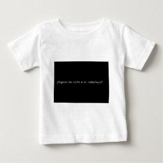 Camiseta Para Bebê Espanhol-Cavaleiro